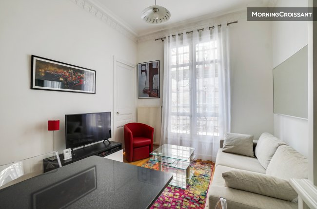 2 rooms Raspail Paris 14