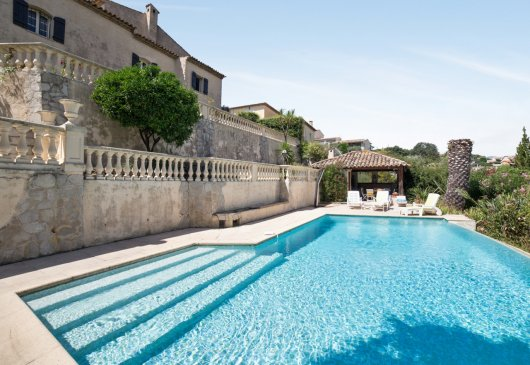 Villa of 115sqm, with swimming pool