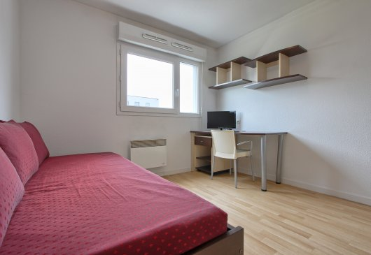 Ideally located studio in V. d'Ascq