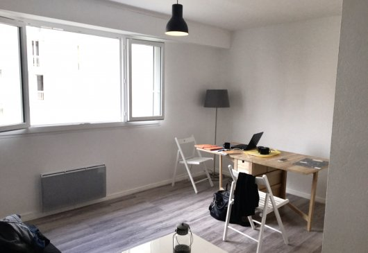 Fully renovated studio 26 sqm