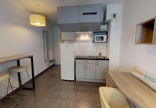 Furnished rentals in Nice