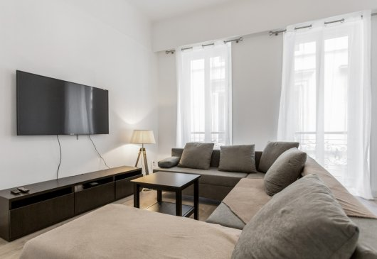 Spacious 2-bedroom apartment in the