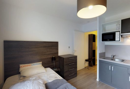 Furnished studio - Student
