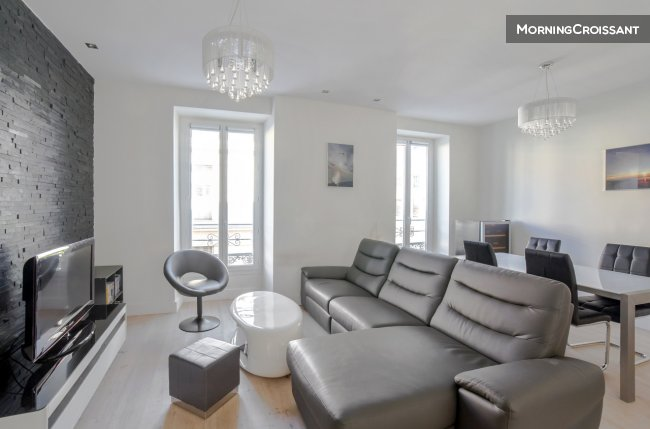 2BR in the heart of Nice