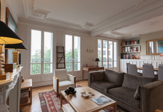 Superb apartment Paris Auteuil