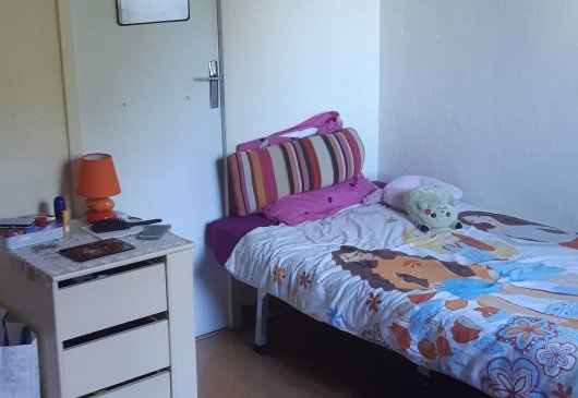 Shared flat near CDG airport