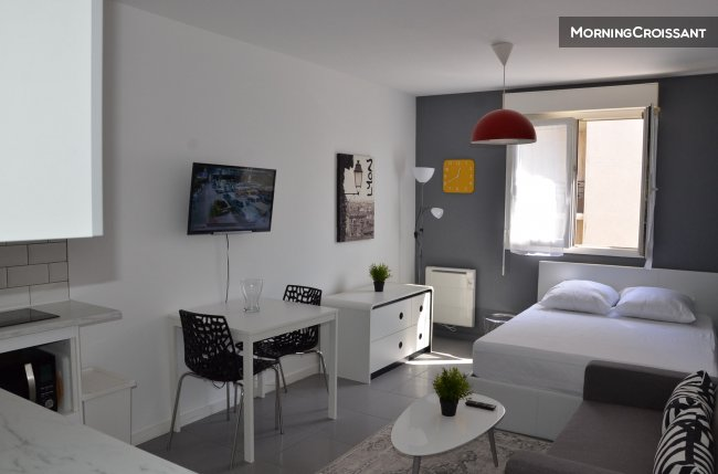 Renovated studio - Caluire St Clair