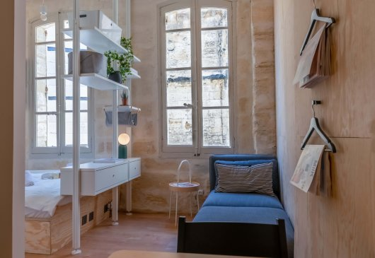 Design Studio heart of Avignon
