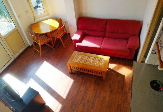 1 bedroom flat in the center of Nic