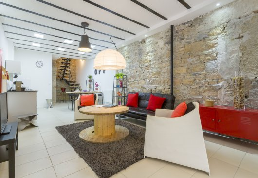 Loft factory Duplex Bellecour Lyon