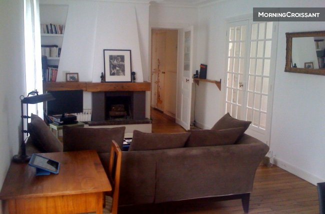 Charming apartment Buttes Chaumont