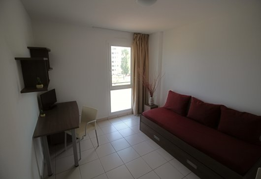 Fully equipped studio Toulon