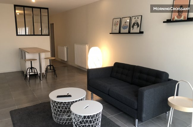 Furnished apartment one bedroom