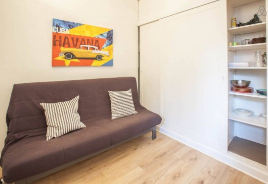 Studio in the heart of the city