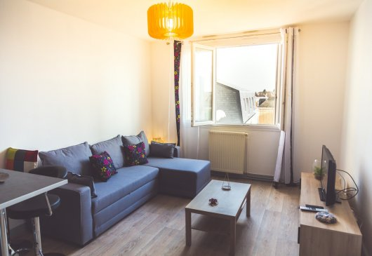 ✦1 Br cosy 30sqm ✦ WIFI ✦ PARKING