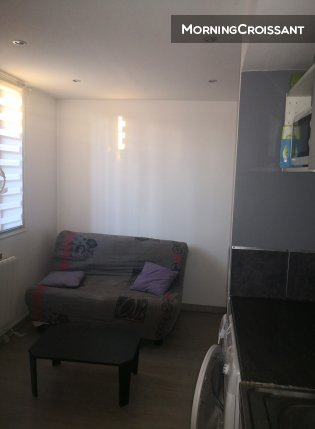 Furnished studio in Toulon
