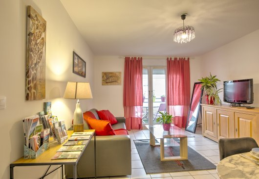 Nice apartment near Geneve