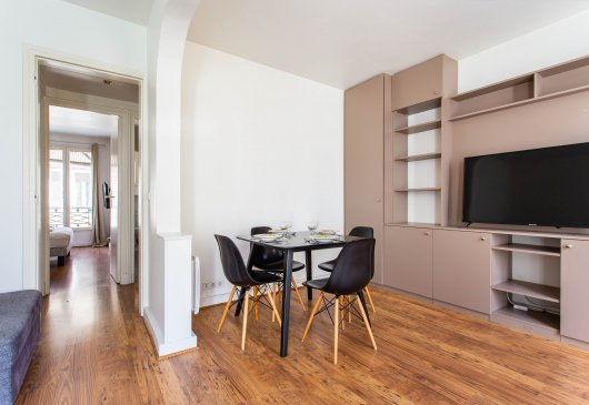 Appartement cosy - Levallois