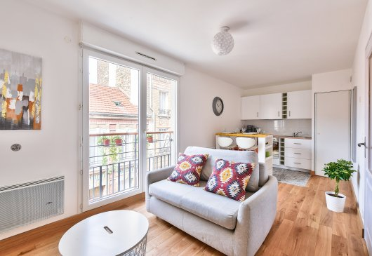 Chic flat with parking - The river