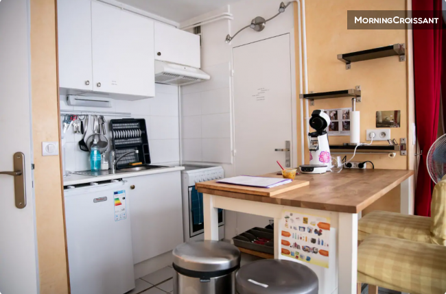 Adorable apartment in Vanves