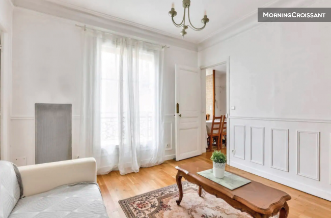Charming apartment near Montmartre