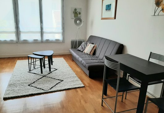 Large 2 room apartment