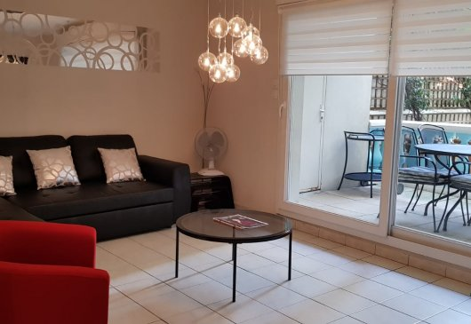 3-room apartment in the town centre