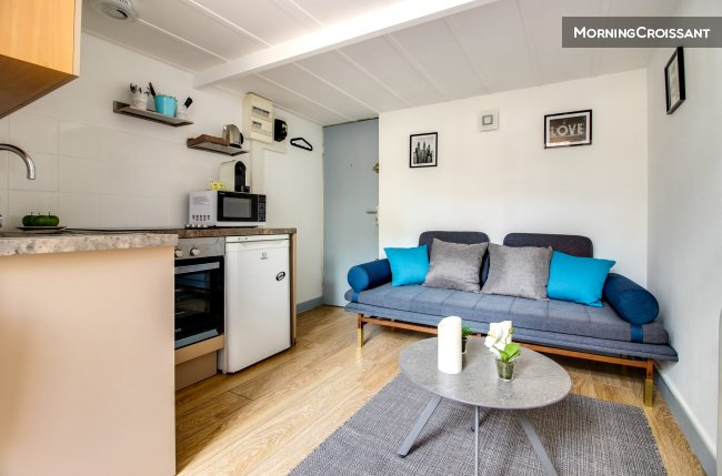 Beautiful Flat in Jules Ferry
