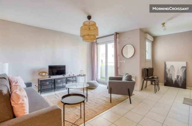 2p Furnished Marseille 8th