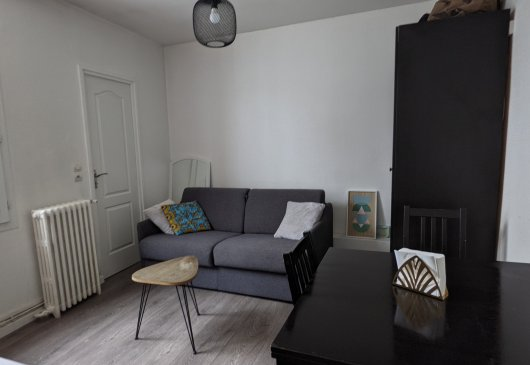 Cozy studio at 6min from Paris