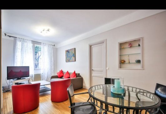 1BR refurbished, centre of Paris