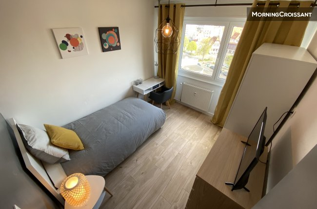 Shared flat in Strasbourg