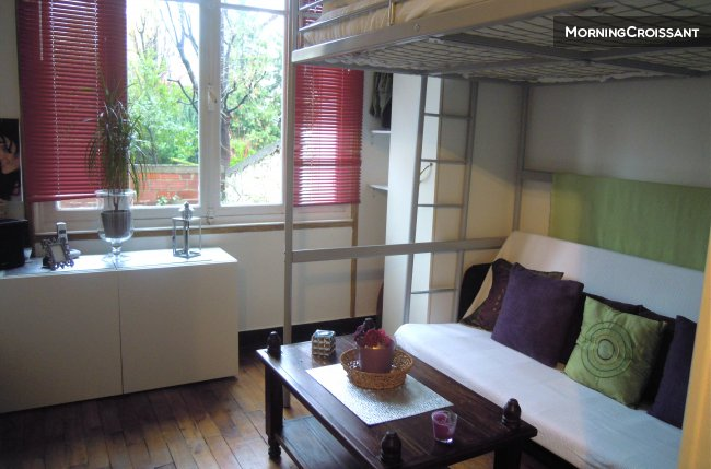 Nice studio 10 min from PARIS