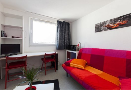 Studio near the city center