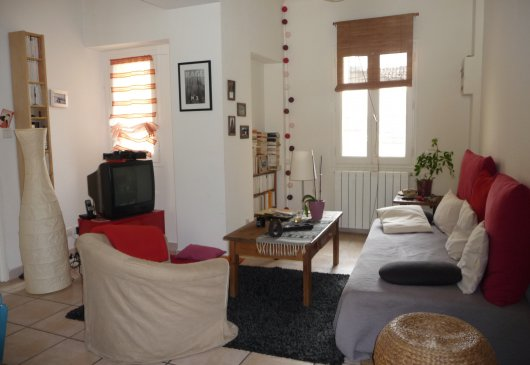 Cosy apartment 100 m  from arenas