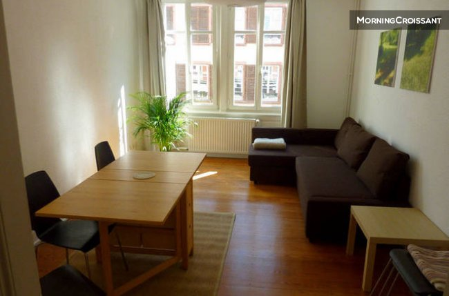 3 rooms, 65 m2 Strasbourg Centre