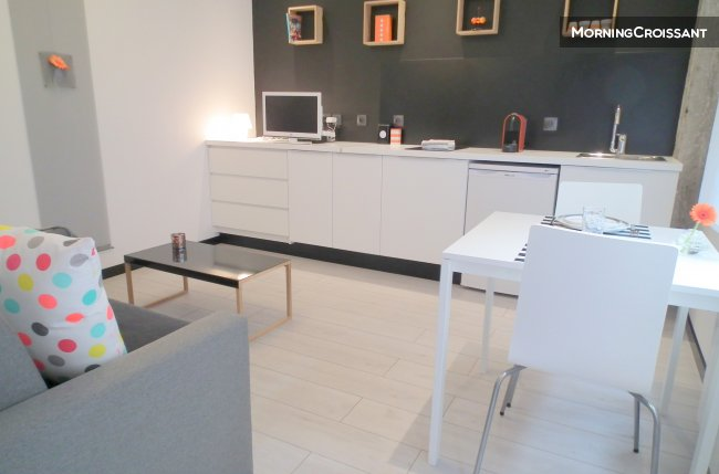 Studio in the heart of Lyon Vaise
