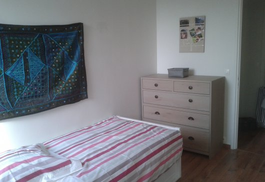 Furnished room St Maur district