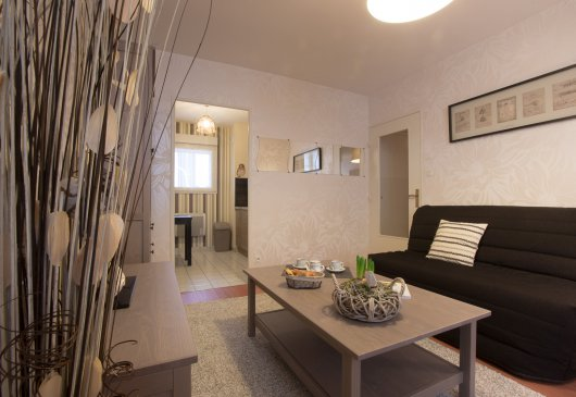 Apartment 3 * in the heart of Dijon